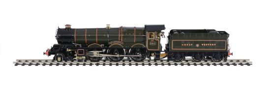 An Aster for Fulgurex gauge 1 live steam model of 4-6-0 tender locomotive No 6015 'King Richard III'