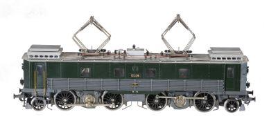 Toby for Fulgurex Swiss SBB 1' B B 1' Gotthard-type Electric locomotive No 12336