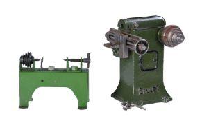 A Stuart model of a workshop shaping machine