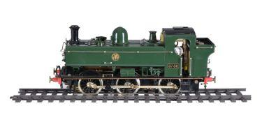 An Aster for Fulgurex live steam spirit fired GWR Class 57XX 0-6-0 Pannier Tank No 3738