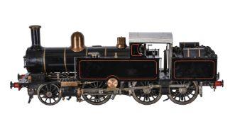 A 5 inch gauge model of a 2-6-0 London North Western Railway 'Webb three cylinder compound' express