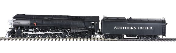 A gauge 1 model of an 'American tender locomotive 'Southern Pacific'