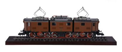 A Märklin G gauge reference 5516 Electric Articulated locomotive
