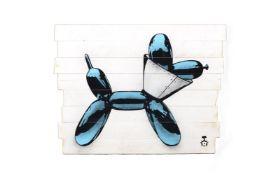 λ iCON (British, unknown artist) Flea Collar