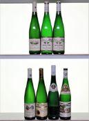 Mixed German Wines