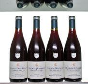 2010 Chassange Montrachet, Rouge, Clos St Jean