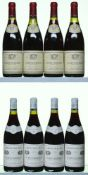Mixed Red Burgundy - 1990's