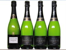 Mixed Vintage Champagne