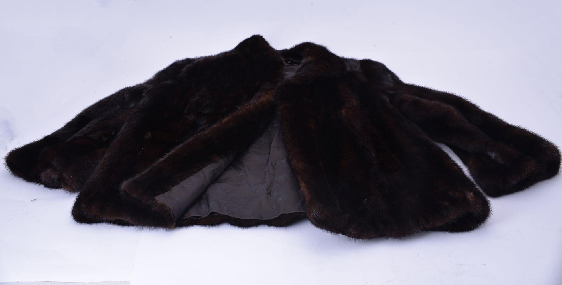 Lot 1079 - A lady's fur jacket