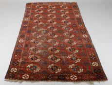 A Turkmen Tekke carpet