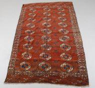 A Turkmen Tekke large rug