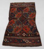 A fragment from an Uzbek carpet