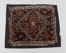A South Persian Gashgai bag face