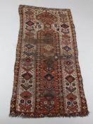 An Ersari Beshir prayer rug