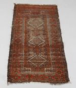 An Afghan Ersari rug