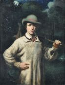 Irish School (Circa 1860), The young poacher