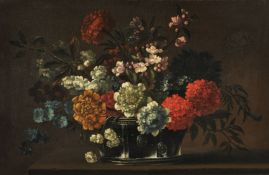 Manner of Jean Baptiste Monnoyer, Still life of flowers