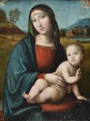 Giacomo Raibolini, Il Francia (Italian 1486-1557), The Madonna and child