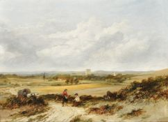 James Stark (British 1794-1859), Marham, Norfolk