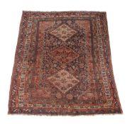 A Quashquai carpet