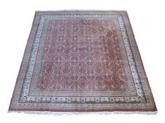 An Indian Kaimuri carpet