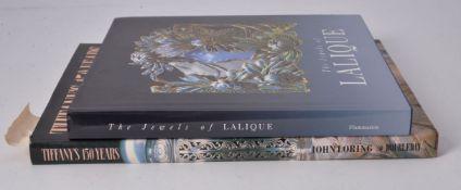 Loring, John. Tiffany's 150 Years