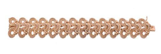 A 1950s French bracelet