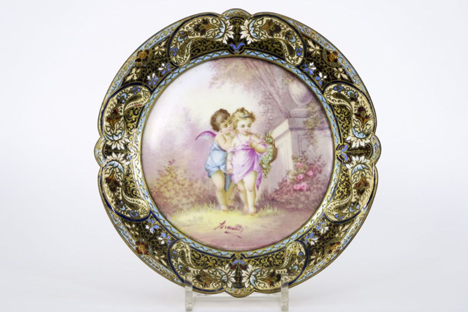 Classical art and antiques (16 ° -20 ° century) (Gent)