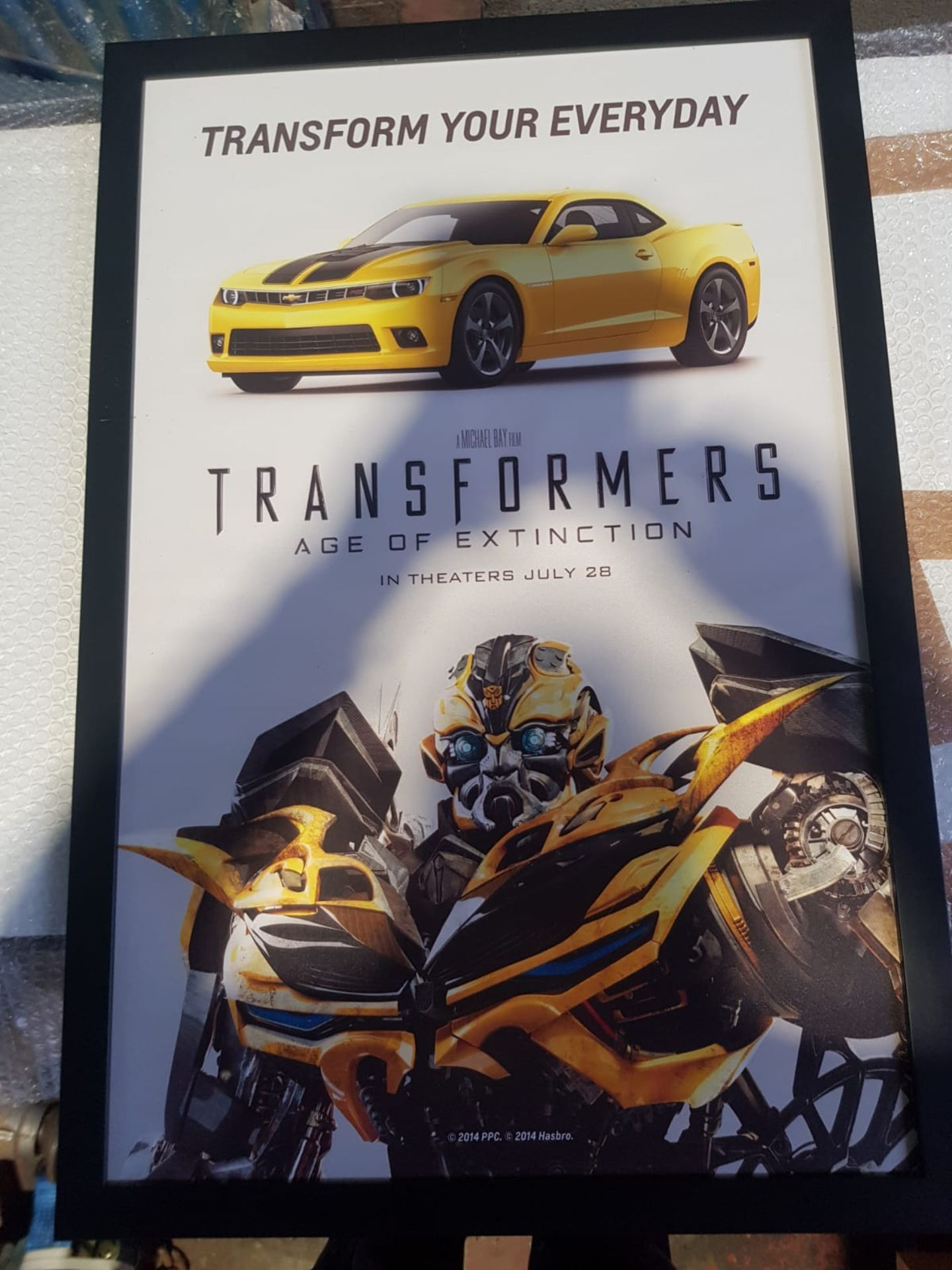 Lot 61 - TRANSFORMERS AND CHEVORLET