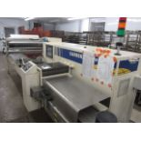 Lot 14 - Ilapak Carrera 2000 PC flow wrapper, with stop/start and touch screen control s/n: 03 184 (2003)