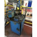 Lot 24 - Brierley ZB50/B tool sharpener (out of order). NB: This item has no CE marking. The purchaser is
