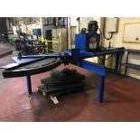 Lot 7 - Hydrastore bender. A work Method Statement and Risk Assessment must be reviewed and approved by