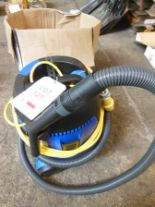 Lot 127 - Nilfisk Aero 26 commercial vacuum cleaner (110v)