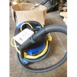 Lot 127 - Nilfisk Aero 26 commercial vacuum cleaner (110v)