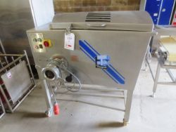 Modern meat processing/food processing machinery and associated equipment, etc.
