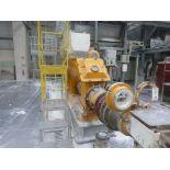 Lot 9 - Ortlinghaus Werk Kupplung top feed VIT clay Pug, serial No 91-2455, Plant No SHPG1 CHINA PUG 1