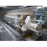 Lot 5 - William Boulton M-PRESS filter press, serial No FS-9035 (1980), Plant No SHP VIT PRESS 3, overall