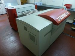 David Taylor Automedia Ltd - Printing Equipment and Vauxhall Movano Panel Van (2011)