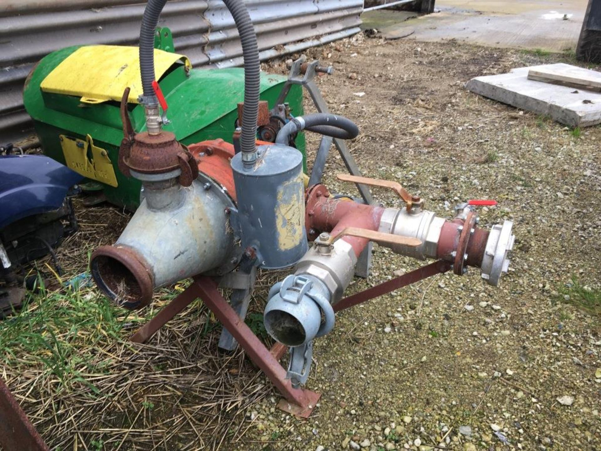 Lot 36 - PTO driven tractor mounted pump