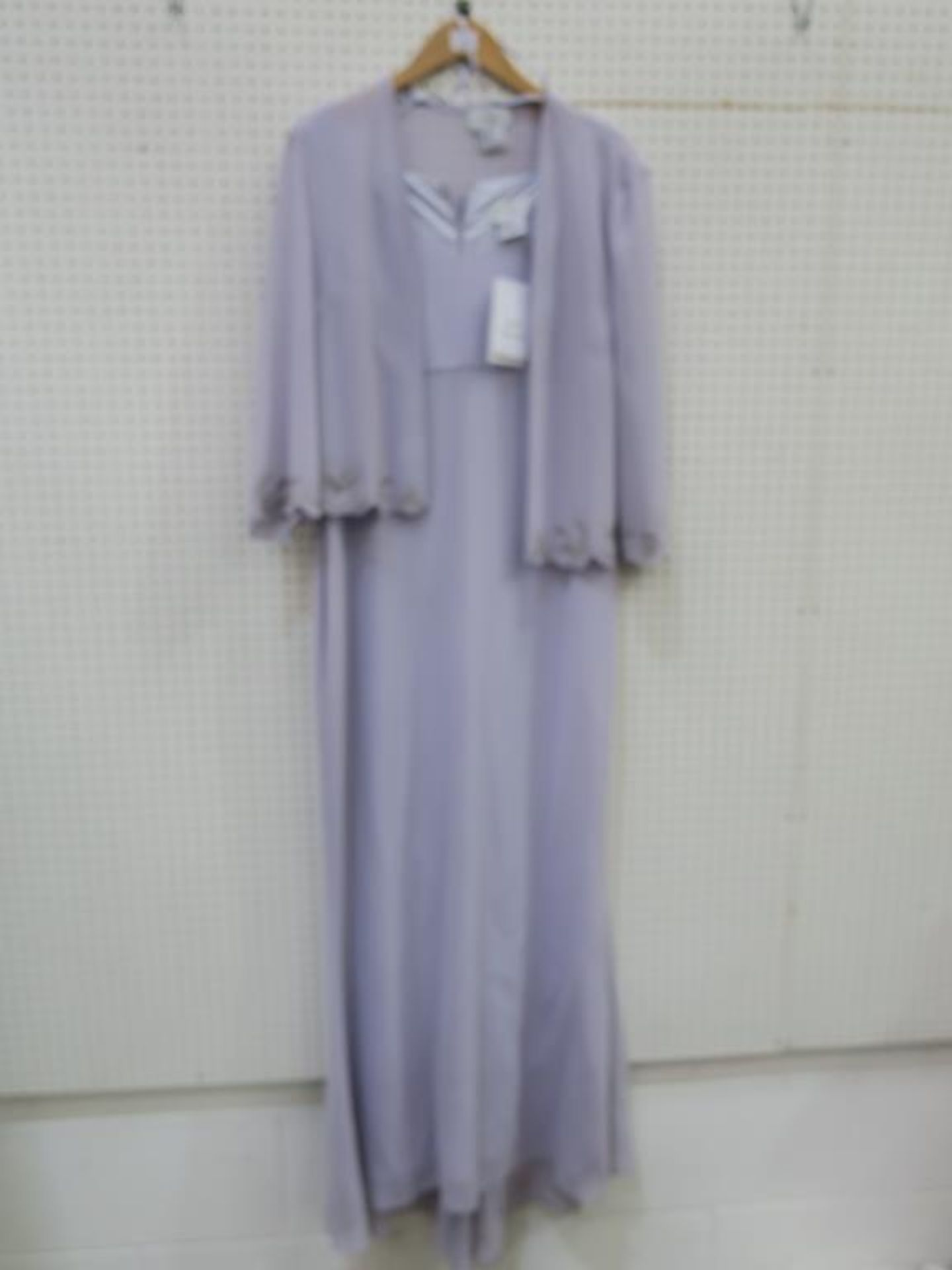 Lot 8035 - * Three Ladies Garments, One by Simon Ellis (Size 16), One by Medici (Size 16 RRP £384) and one by