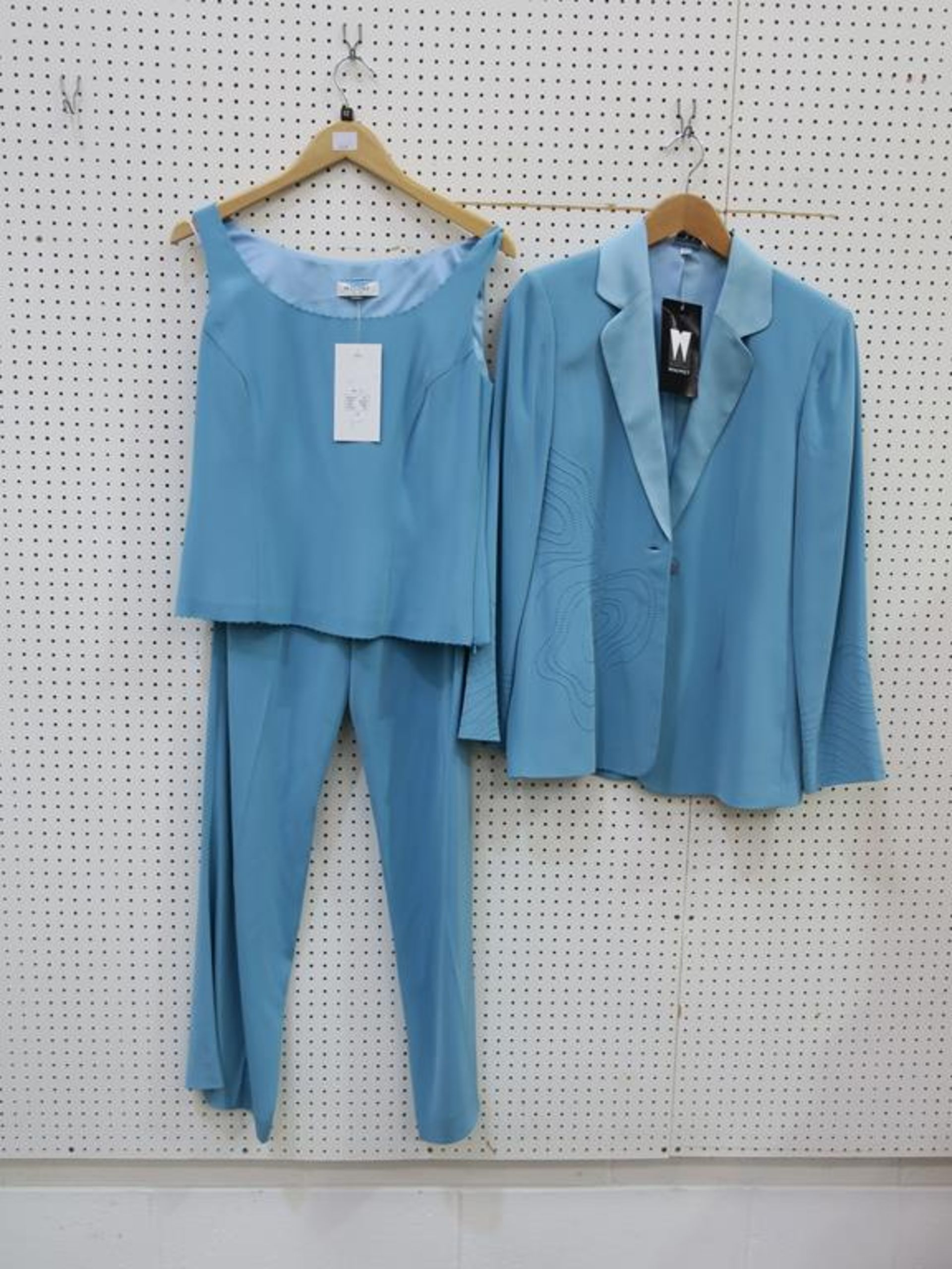 Lot 8038 - * Three Ladies Garments, an Example by Invite (size 10 RRP £397), another by Whimsy (size 12), one