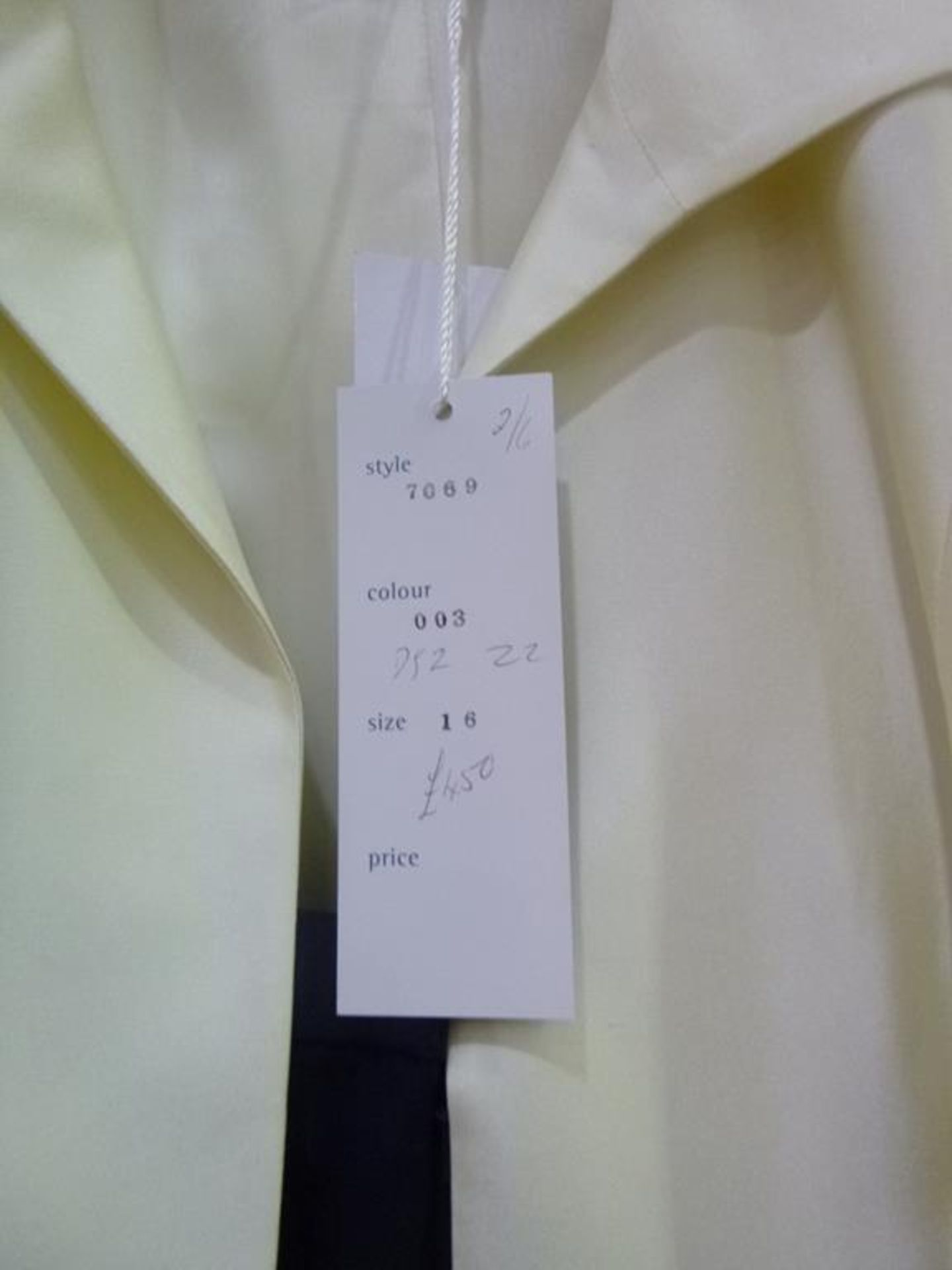 Lot 8018 - * Two Ladies Garments. One Medici (size 16), the other Veni Infantino (size 10). Please see