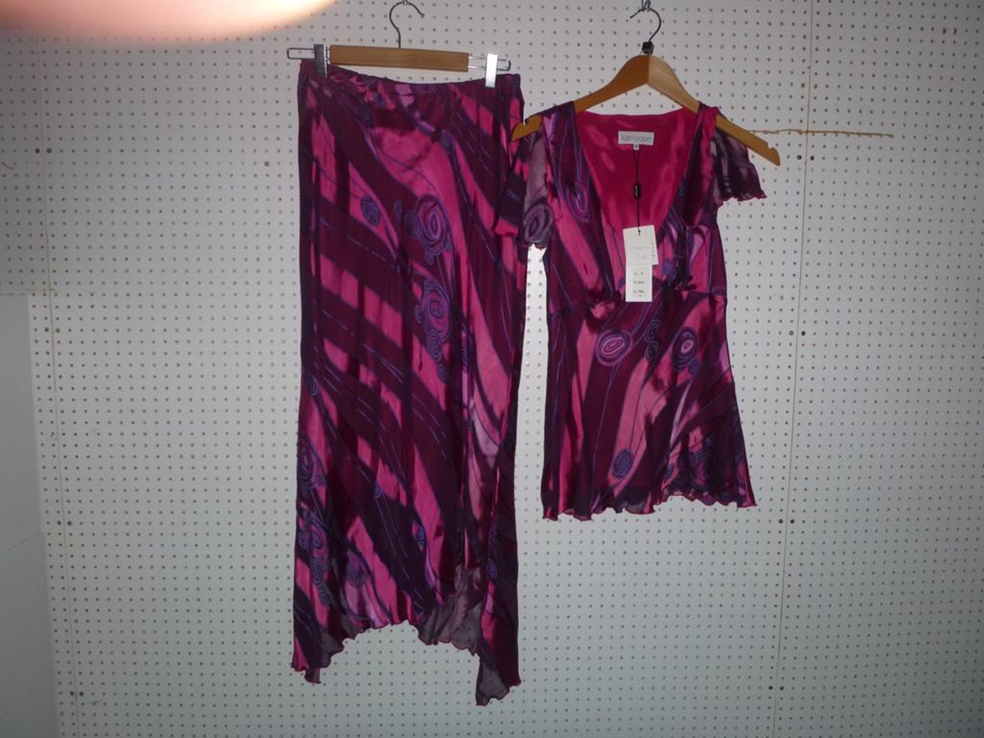 Lot 8020 - * Five Ladies Garments to include examples by Luis Givit, Olsen, ZM Woman, Kate Cooper. Please see