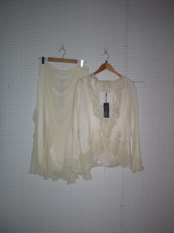 Lot 8024 - * Six Ladies Garments to include examples by Kate Cooper, AS (Ronald Joyce). Please see