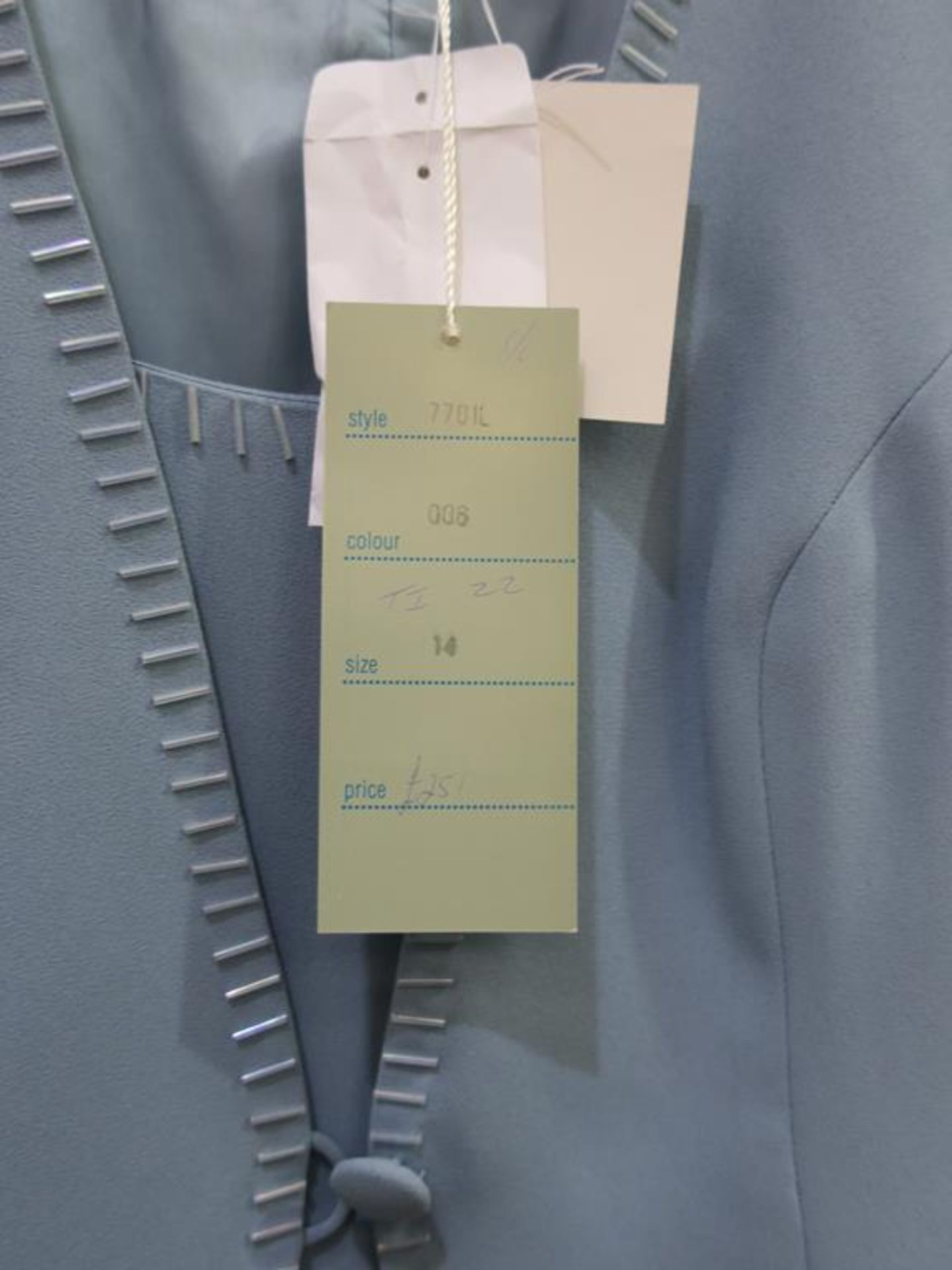 Lot 8042 - * Three Ladies Garments. Two Invite Garments (size 10, RRP £344) and (size 14, RRP £251) also