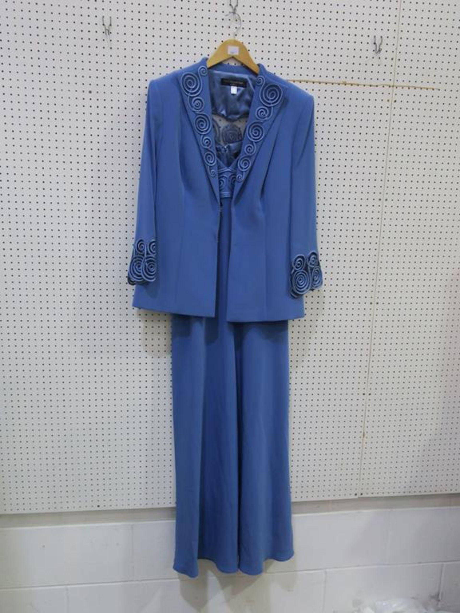 Lot 8043 - * Three Ladies Garments. A Veni Infantino (size 16), a Luis Civit (size 16, RRP £359) and a