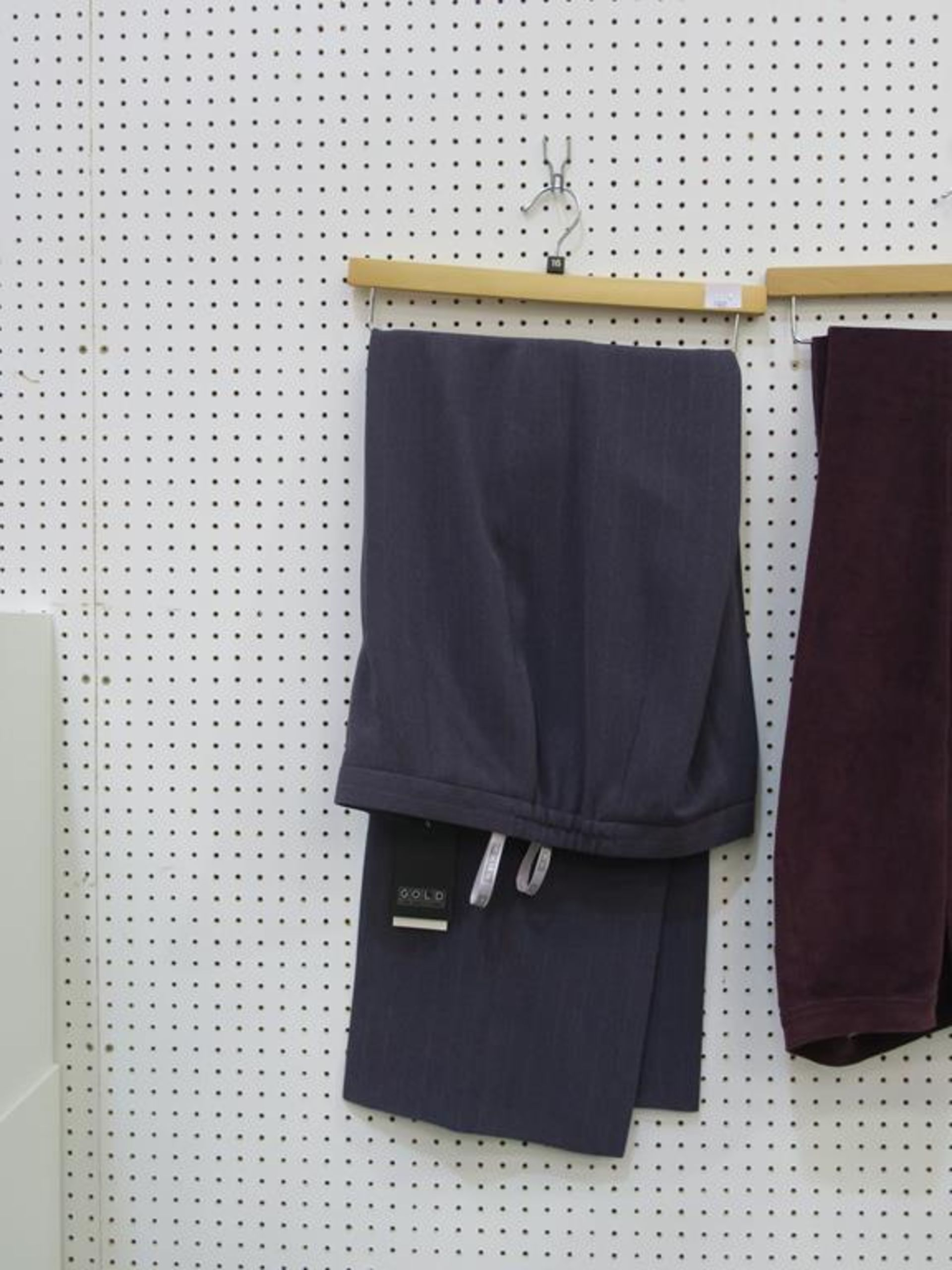 Lot 8029 - * Ten Ladies Trousers to include those made by Kate Cooper, Decisions, Verse, Gold by Michael Hauber