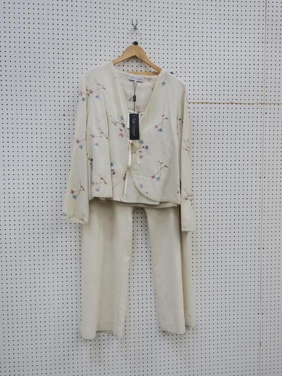 Lot 8010 - * A collection of three Ladies Garments, two by Kate Cooper (sizes 12 and size 16) and one by Vera