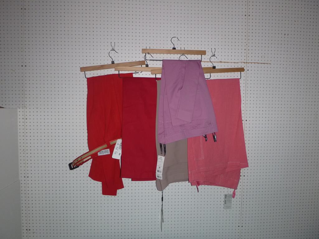 Lot 8026 - * Nine pairs of Ladies Trousers to include examples by Verse, Apanage, Kate Cooper, Eugen Klein, Gil