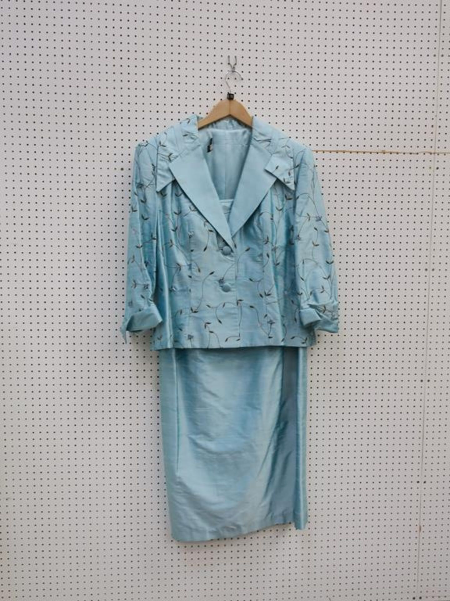 Lot 8008 - * A selection of three Ladies Garments, a Decisions (size 16), Condici (size 10), Veni Infantino (